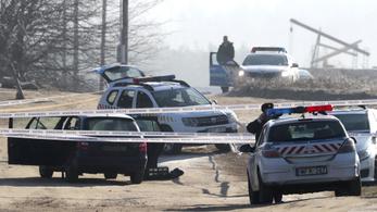 Korábban is zaklatott rendőröket a volt polgárőr, aki megkéselt két váci járőrt