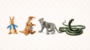 Ráismersz a világirodalom állatszereplőire? – Kvíz!