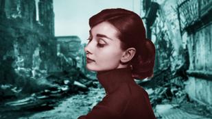 Audrey Hepburn a II. világháborúban az ellenállás kulcsfigurája volt