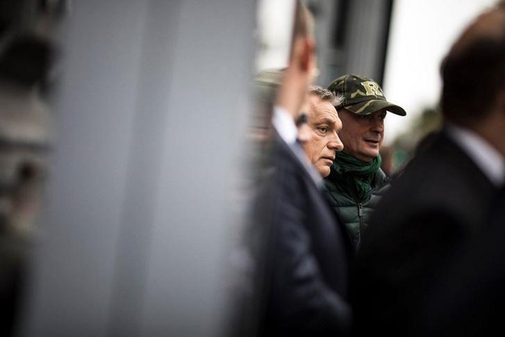 Orbán Viktor és Kubatov Gábor