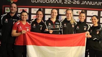 Első alkalommal szerzett olimpiai kvótát a magyar női asztalitenisz-válogatott