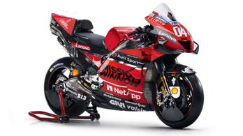 Bemutatta a Ducati a 2020-as MotoGP versenygépét