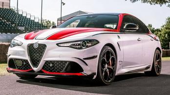 Még durvább Giulián dolgozik az Alfa Romeo?