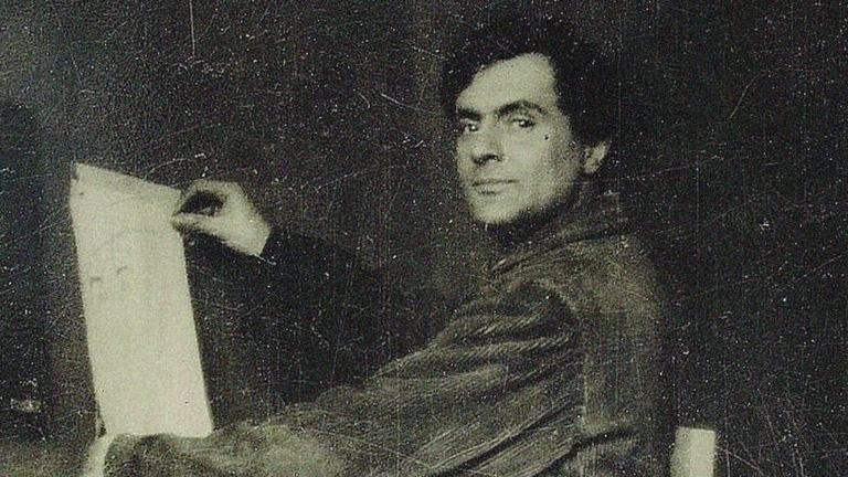 Szex, hasis, művészet –- még életében legendává vált a modernizmus egyik legnagyobb festője