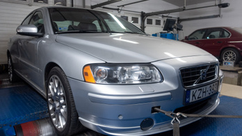 Totalcar Erőmérő: Volvo S60 T5