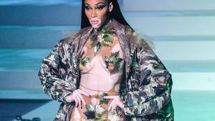 Jean-Paul Gaultier utolsó divatbemutatója mindenről szólt, csak a szemérmességről nem