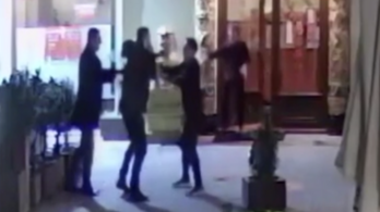 Előkerültek a videók a szlovák miniszter éttermi incidenséről