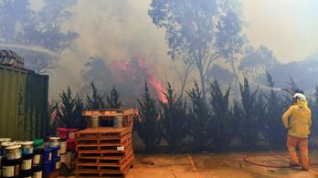 Már harminchárman meghaltak az ausztrál bozóttüzekben