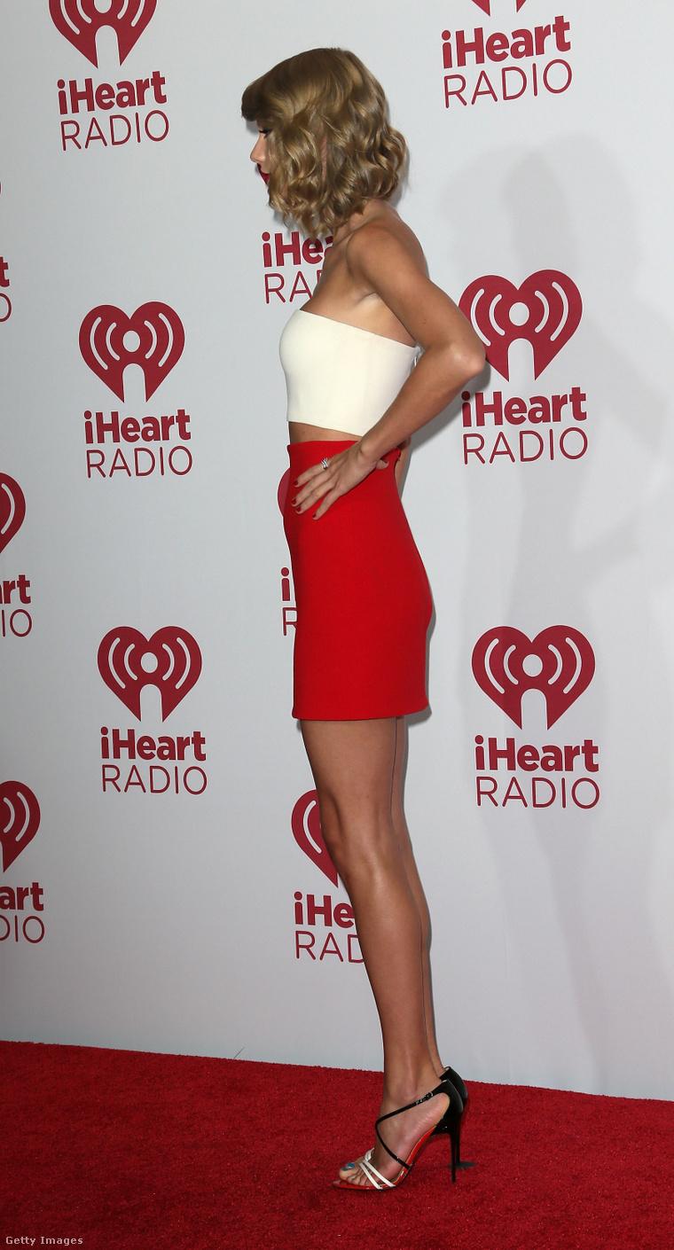 Taylor Swift élete legsoványabb időszakában