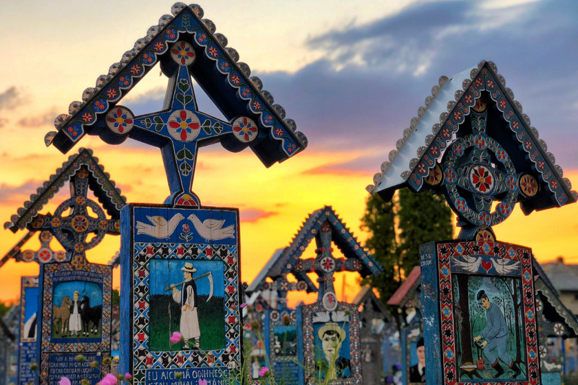 Szaplonca vidám temetőjéről híres: sírjain vicces feliratok mesélnek az elhunytról