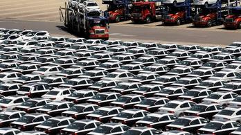 Négymillióval kevesebb autót adtak el tavaly, mint 2018-ban