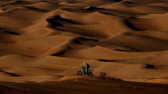 Belehalt a Dakaron szerzett sérüléseibe a holland motorversenyző