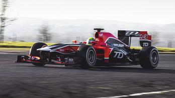 TDF-1: formula-versenygépből drága játékszer