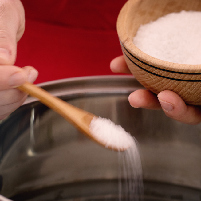 Kristály, finom, pehely: melyik sófajtát hogyan kell használni?