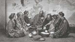 Hogyan nyomorította meg a gyilkos rizs Japánt?