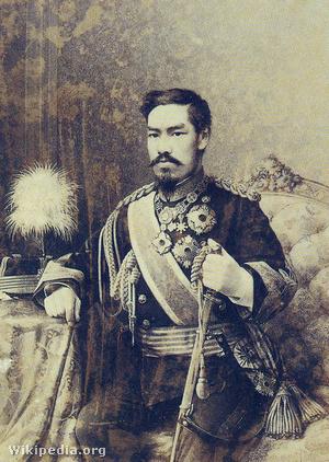 Meidzsi császár