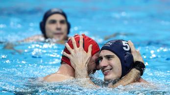 Eb-döntős és kijutott az olimpiára a férfi pólóválogatott