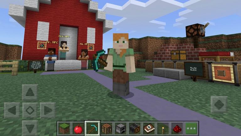 A Minecraft az új körző és vonalzó