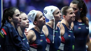 Négy nemzet harcol két olimpiai helyért a női vízilabdában