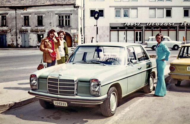 Tudomásom szerint ez az egyetlen itthoni fotó, ami fennmaradt az autóról. 1973, Sopron