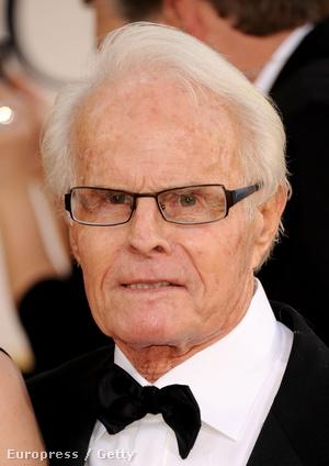 Richard D. Zanuck 2012. január 16-án, a Golden Gobe díjátadón