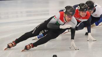 Liu Shaoang aranyérmes a debreceni rövidpályás gyorskorcsolya-Eb-n