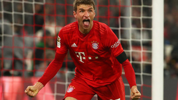 A Bayern begyújtotta a rakétákat, övék a legjobb gólátlag