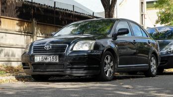 Avensis – első beszámoló