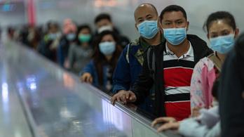 Koronavírus: kimenekítik a franciákat Vuhanból, a csehek mostantól ellenőrzik a reptereiket