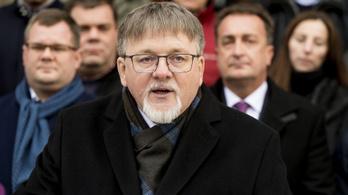 A fideszes Dézsi Csaba András megnyerte Győrben az időközi polgármester-választást