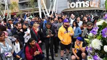 Sokk és értetlenség a sportvilágban Kobe Bryant halála miatt