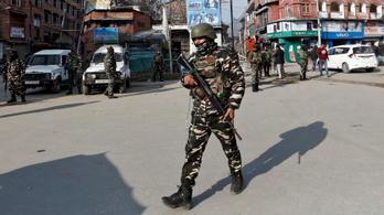 India visszaállítja az internetet Kasmírban, de csak a kormánynak tetsző oldalak lesznek elérhetőek