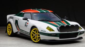 Nagyon sokba kerül új Lancia Stratoshoz jutni