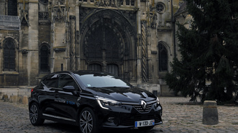 Renault Clio E-Tech – 2019.