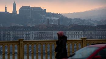 Karácsony megszüntette a szmogriadót Budapesten