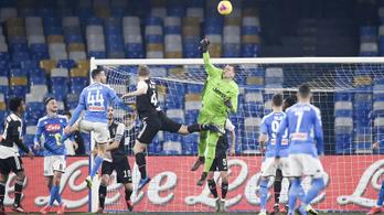 Kapushiba után botlott a rangadón a Juventus