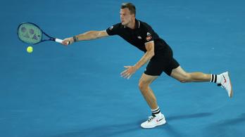 Bizonytalan Fucsovics Davis-kupa-szereplése