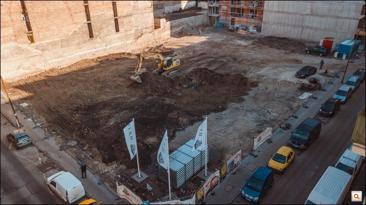A mától már látható építkezési folyamatot precíz, körültekintő tervezési szakasz előzte meg.