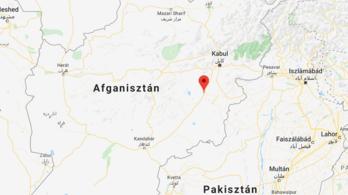 Lezuhant egy repülőgép Afganisztánban