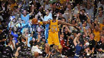 Senki nem reagált úgy a kritikára, ahogy Kobe Bryant