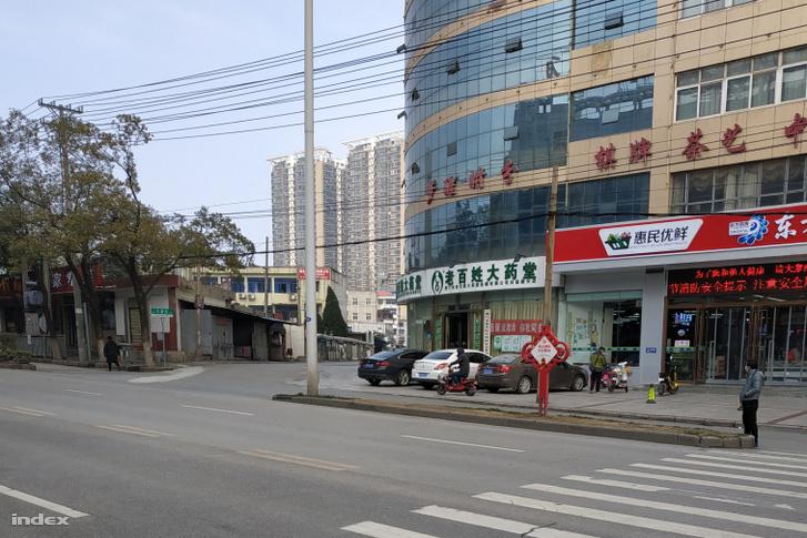 Jingmen városa