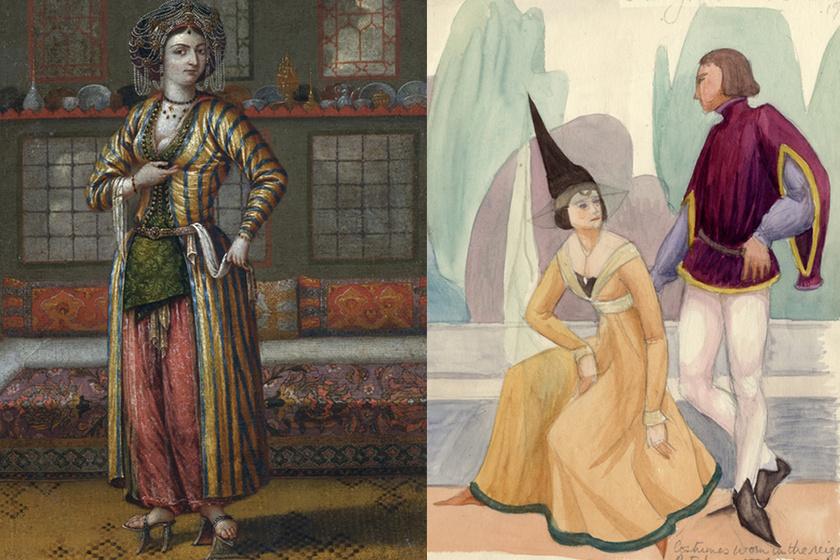A történelem legbizarrabb lábbelijei: hihetetlen, mi számított egykor divatosnak