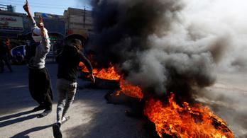 Fokozódik az erőszak Irakban