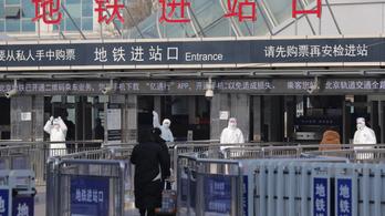 Pekingben is meghalt egy koronavírussal fertőzött ember