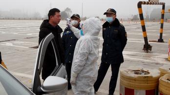 Nem is járt Kínában a német férfi, mégis megfertőződött