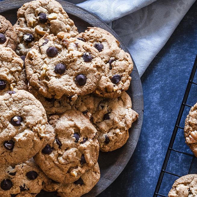 Csokichipsszel gazdagított keksz – Ha így készül, roppanós lesz a tészta