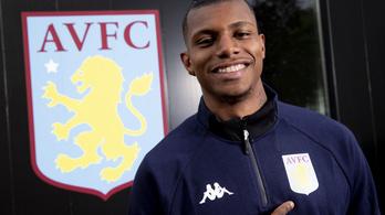 16 évesen két gyereket nevelt az Aston Villa brazil sztárja