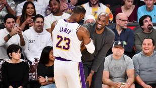 Az NBA elhalasztja Bryant tragédiája miatt a kedd esti Lakers-Clippers mérkőzést