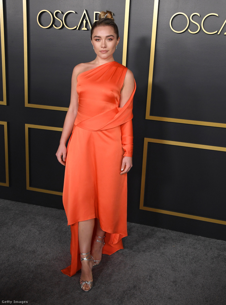 Florence Pugh az Academy Awardson