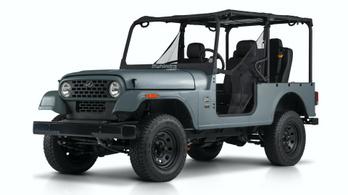 Így menekül a Mahindra a Jeep vádjai elől